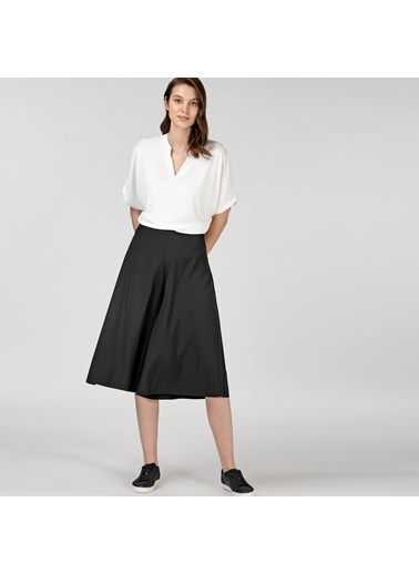 Lacoste Kadın  Pantolon HF0116.16S Siyah